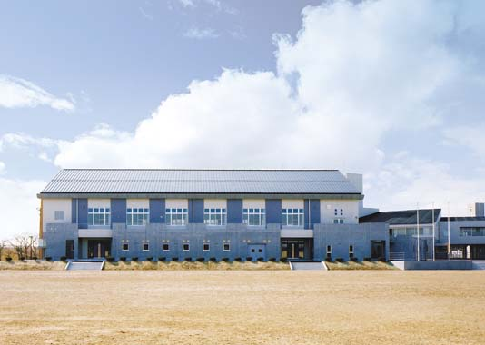 一関市立花泉中学校 | 大規模木...